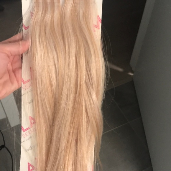 Glam Seamless Accessories Highlights Tape In Hair Extensions